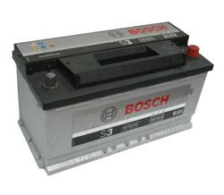 Авто аккумулятор Bosch S3 012 88Ah - Аккумуляторы - bosch latvija