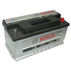 Авто аккумулятор Bosch S3 013 90Ah - Аккумуляторы - bosch latvija
