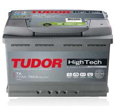 Akumulatori - Tudor HigTec AK-TA1000 12V/100Ah900A - kress garantijas remonts