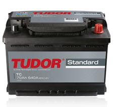 kress garantijas remonts - Tudor Standart AK-TC652 12V/65Ah/540A - Akumulatori