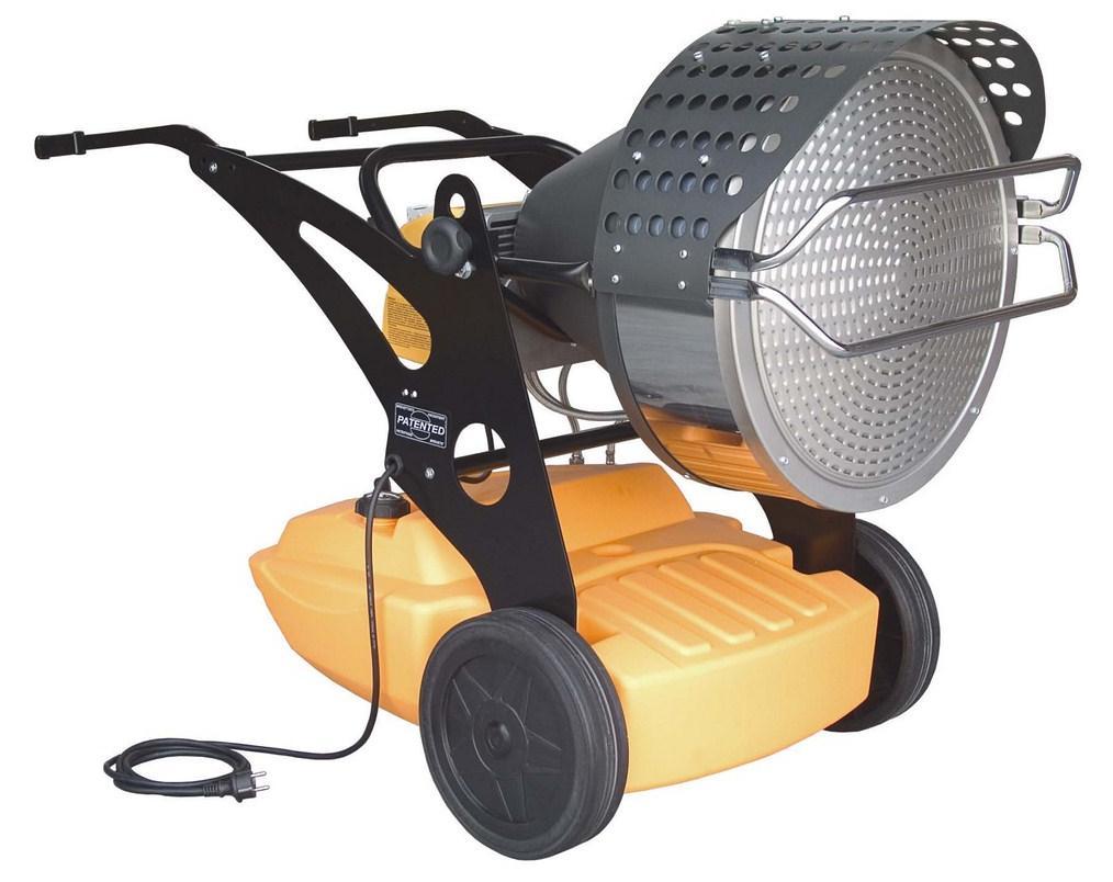 Для ремонта Теплотехника Инфракрасное отопление - шкаф torino king a инструкция по сборке - Master HAL 1500 Инфракрасный электрический обогреватель