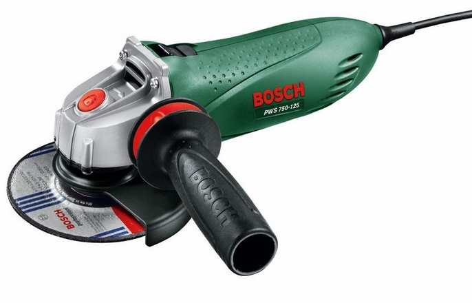 схема регулятора частоты вращения электродрели - Bosch PWS 750-125 угловая шлифмашина - Шлифовка, полировка, гравировка