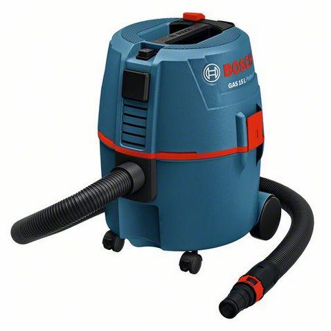Профессиональные пылесосы - Bosch GAS 15 L универсальный пылесос