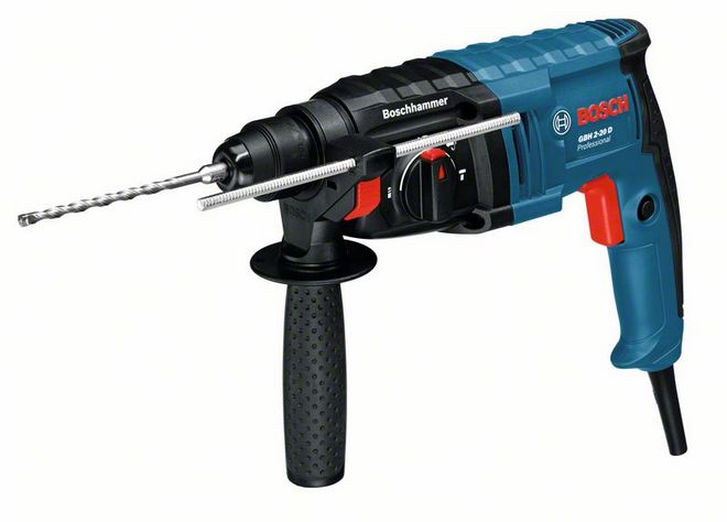 Bosch GBH 2-20 D Hammer chuck with SDS-plus Tools - POWER tools - Perforators