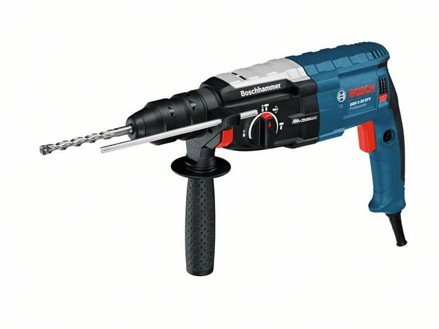 Bosch GBH 2-28 DFV Hammer chuck with SDS-plus Tools - POWER tools - Perforators