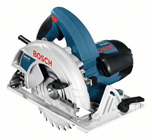 Ripžāģi - Bosch GKS 65 Rokas ripzāģis - atslēga 48 mm
