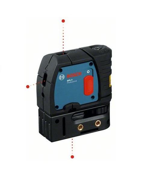 Отвесы - Bosch GPL 3 Лазерные отвесы