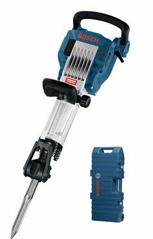 Bosch GSH 16-28 Бетонолом Характеристики GSH 16-28 Professional Номинальная потребляемая мощность 1.750 Вт Макс.