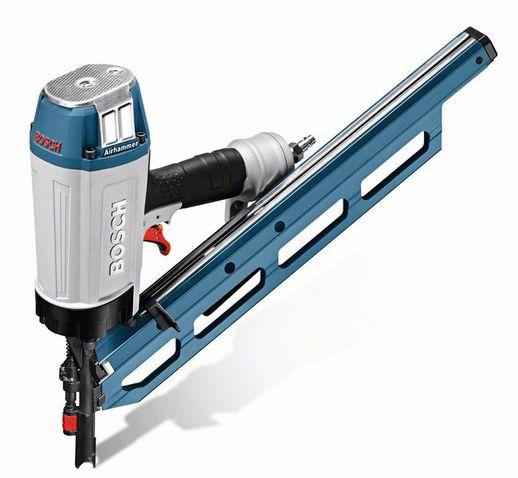 Скобосшиватели и гвоздильные молотки - Bosch GSN 90-34 DK Пневматическая гвоздезабивная машина