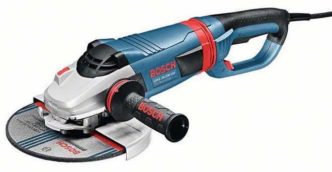 стойка для угловой шлифмашины - Bosch GWS 24-230 LVI Угловые шлифмашины - Углошлифовальные машины