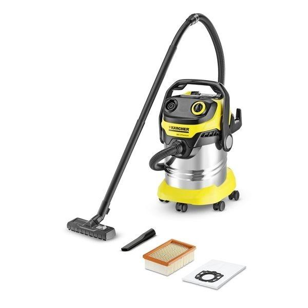 Пылесосы бытовые - Karcher MV 5  Premium Пылесос для сухой и влажной уборки