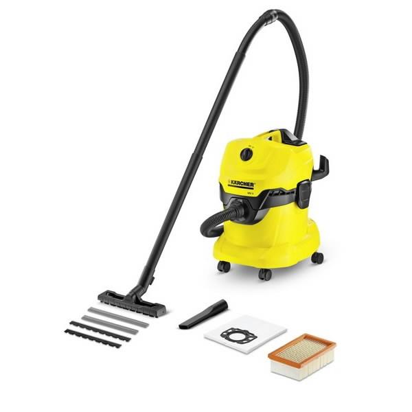 Пылесосы бытовые - Karcher MV 4 Пылесос для сухой и влажной уборки