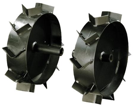 Культиваторы - MTD T 380 Металические колёса для фрезы