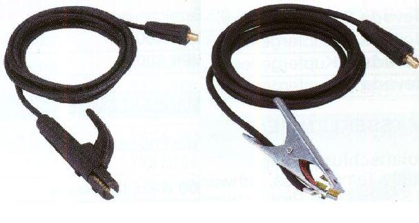 Ierīces metināšanai - Kabeļu komplekts 140A - pulēšanai komplekts