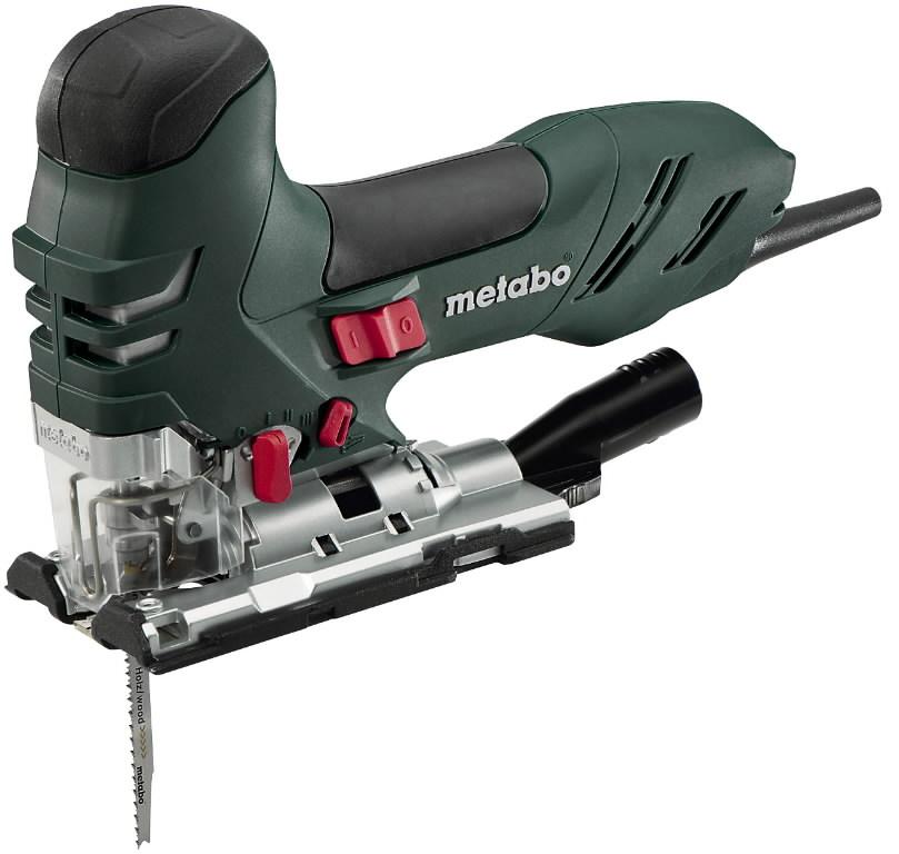 Metabo STE 140 Plus industriālais figūrzāģis Figūrzāģi