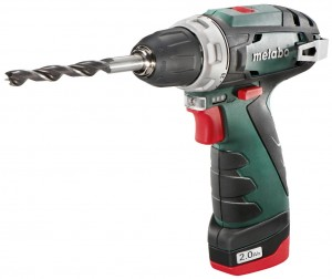 Metabo POWERMAXX 12 Basic / 2,0Ah аккумуляторный шуруповерт Tools - POWER tools - Screwdrivers accumulator