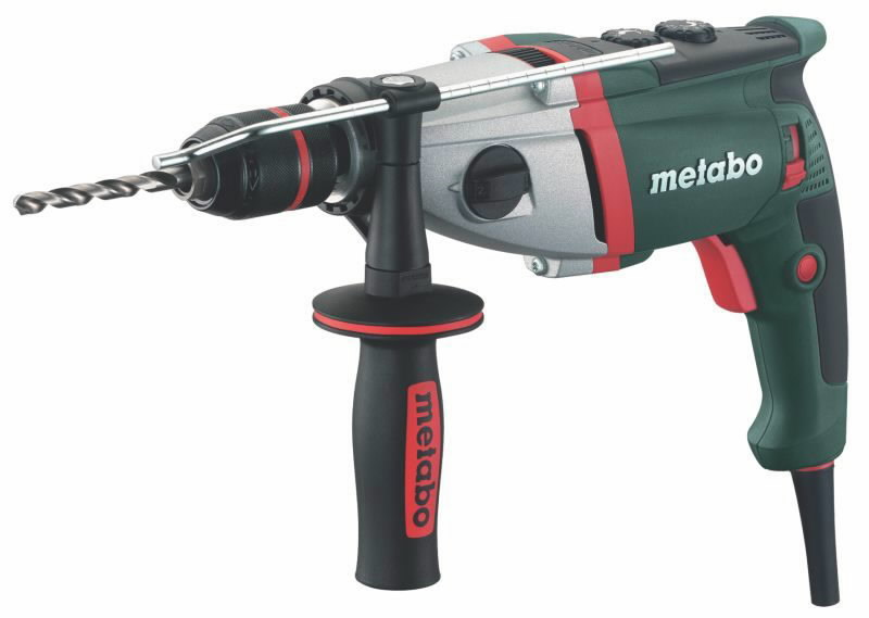 Drills electrical - Metabo SBE 900 Impuls ударная дрель