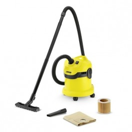 Пылесосы бытовые - Karcher MV 2 Пылесос для сухой и влажной уборки