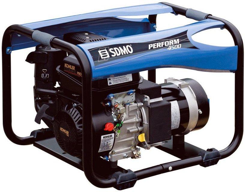 Генераторы - SDMO PERFORM 4500 генератор