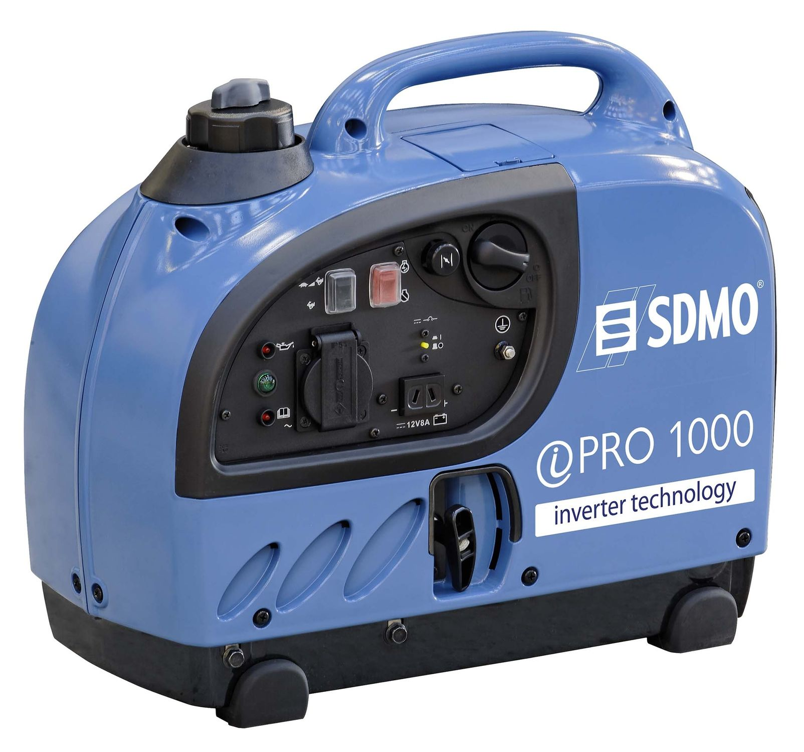 Генераторы - SDMO Inverter PRO1000  генератор - бензиновый насоса