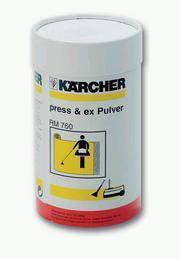 Химия - моющие пылесосы - Karcher чистящее средство RM 760, 800g 6.290-175.0