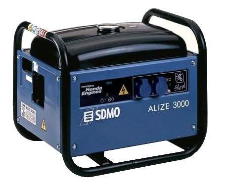 Генераторы - ALIZE 3000 генератор SDMO