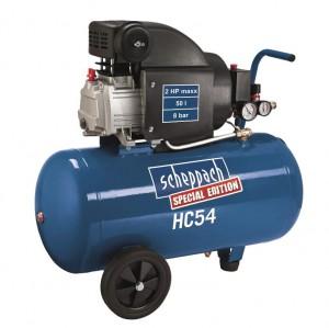 Kompresors Scheppach HC 54 - pneimatiskais instruments - Kompresori