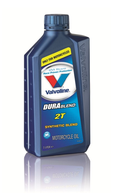 Моторное масло - Масло авто Valvoline 2T DuraBlend Motorcycle oil 1л
